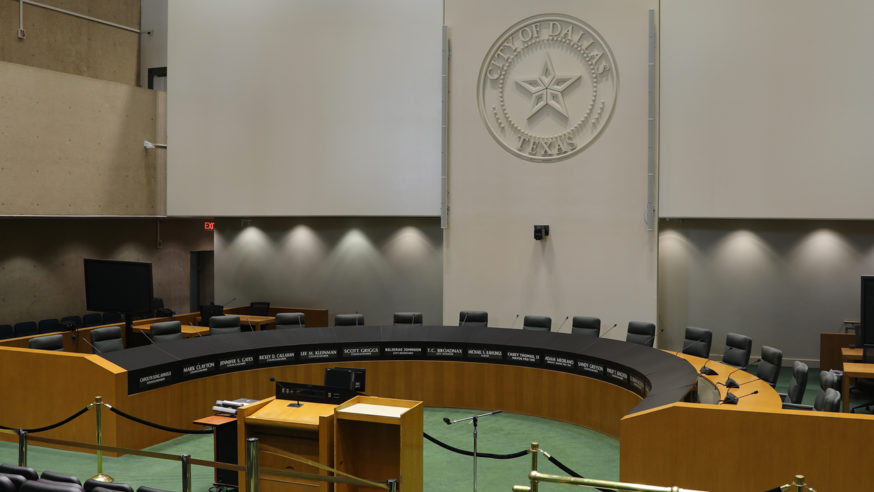 Council Committee meetings canceled to enforce stay-at-home provisions