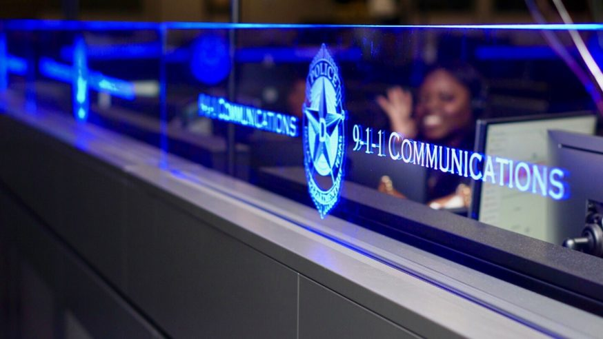 Text-to-9-1-1 now available in Dallas
