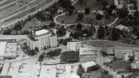 Historic Ambassador Hotel lost to fire