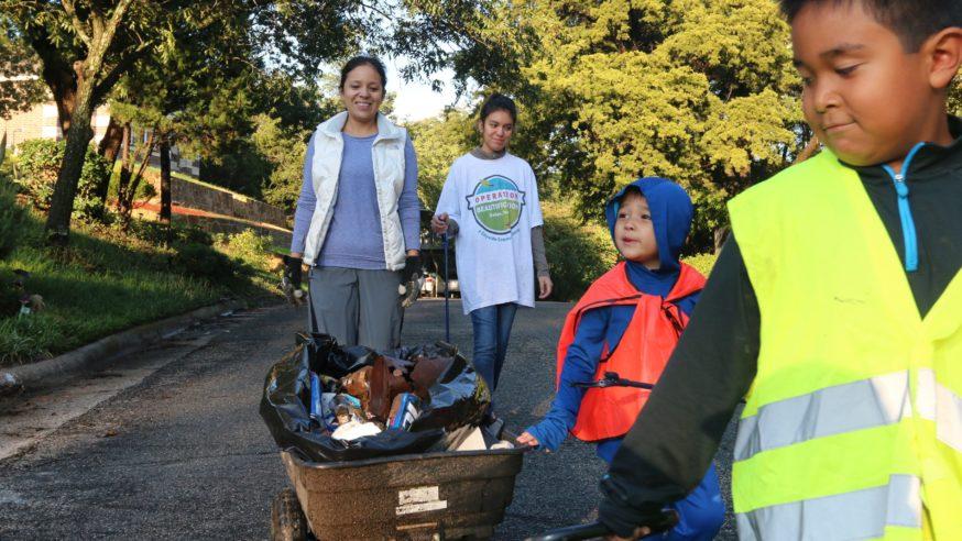 Neighborhoods coming together through beautification efforts