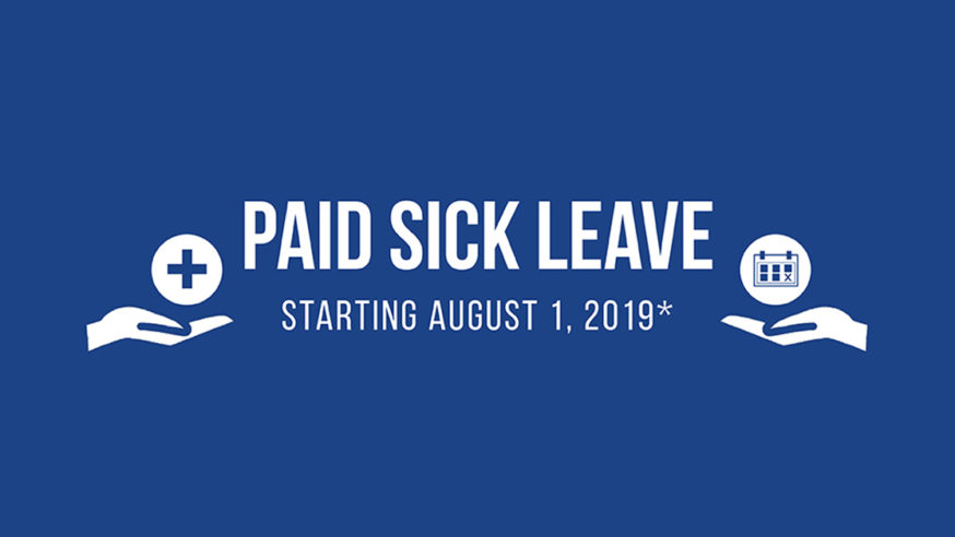 Dallas paid sick leave ordinance to take effect Aug. 1