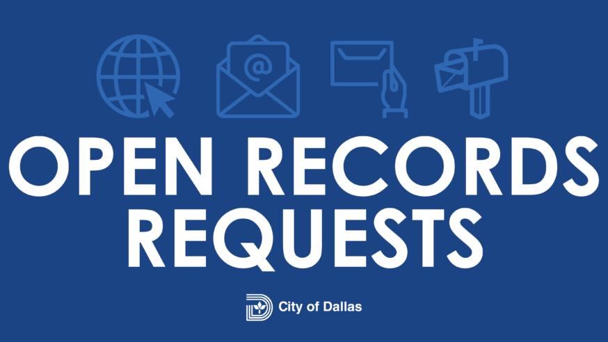 Changes to City's public records request process