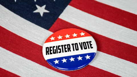 National Voter Registration Day – How to register in Dallas