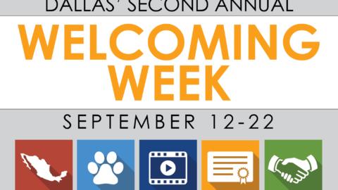 Dallas celebrates Welcoming Week