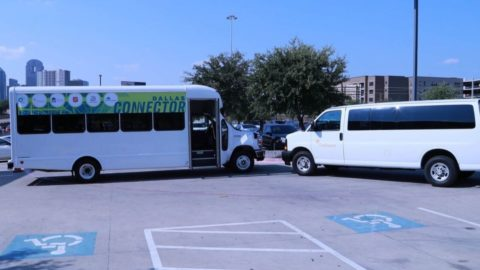 Dallas Connector Project to provide transportation for homeless