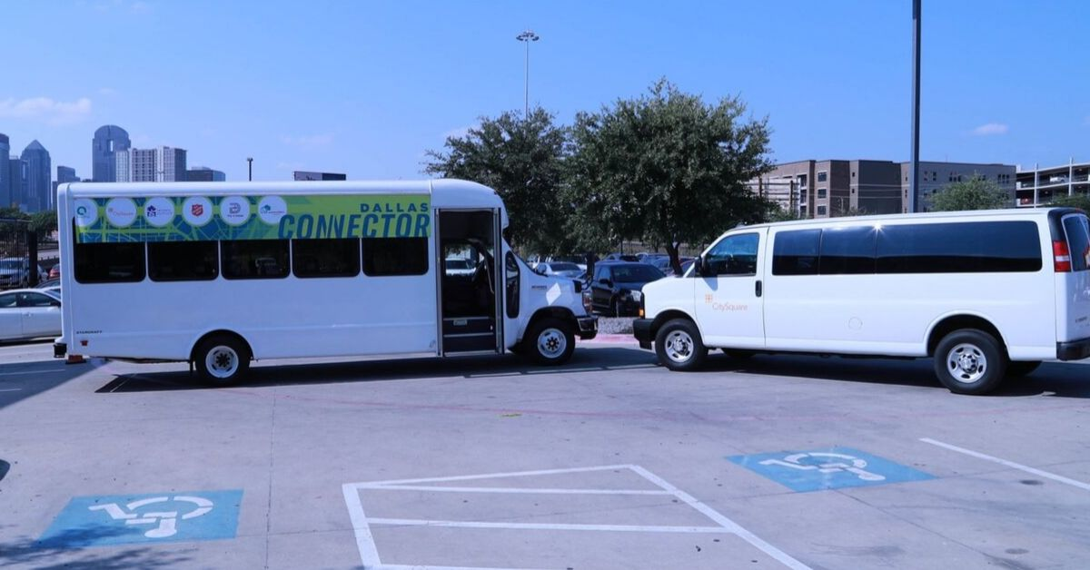 Dallas Connector Project To Provide Transportation For Homeless Dallas City News