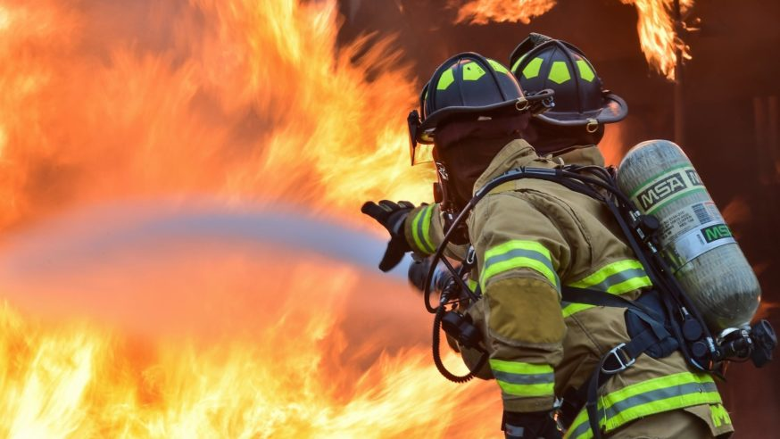 Plan your escape during National Fire Prevention Week