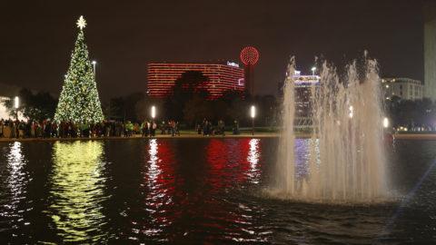 Deck the Plaza to illuminate City Hall Plaza