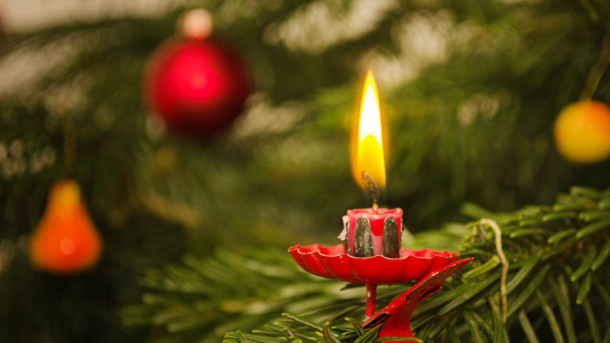 Prevent fires in your home this holiday season