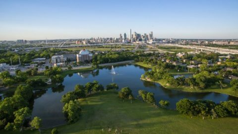 City of Dallas to close parks for Easter weekend
