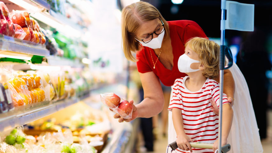 Make shopping easier for your family with more WIC options