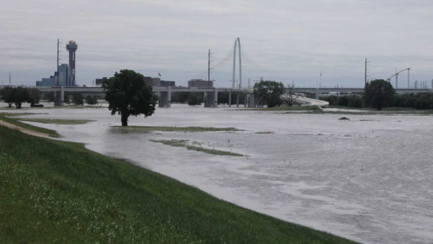 Dallas highlights Flood Awareness Week