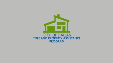 Pilot program to help resolve title troubles for Dallas homeowners