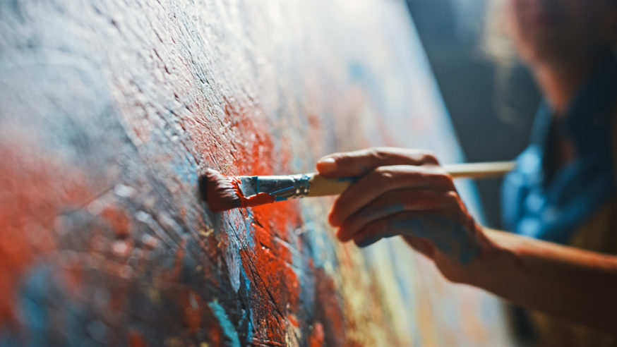 The Office of Arts and Culture seeks new artists for the Community Arts Program