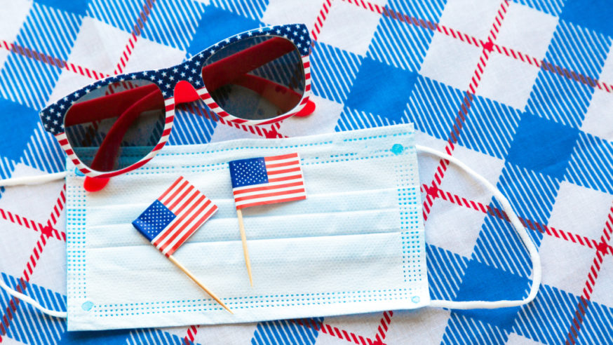 How to celebrate July 4 in a pandemic