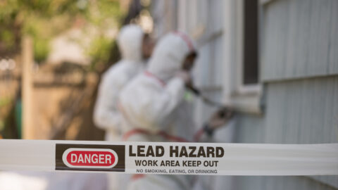 City accepting applications for the Healthy Homes Lead Paint Reduction program