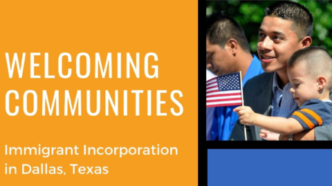 City partners with UT to conduct a study to increase immigrant inclusion