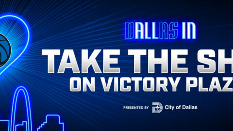 City of Dallas partners with the Dallas Mavericks to host COVID-19 vaccination events during playoffs