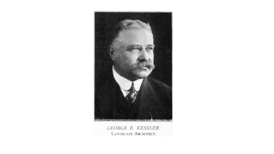 Remembering George Kessler on his birthday