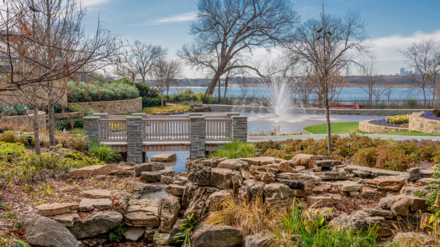 Three scenic views for Park and Rec Month
